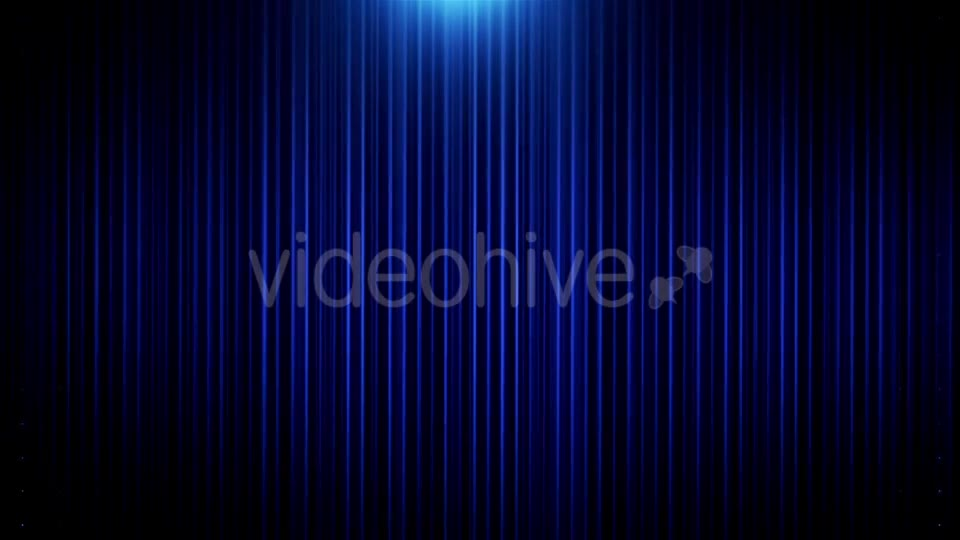 Blue Glitter Led Loop Animated VJ Background Videohive 19697736 Motion Graphics Image 12