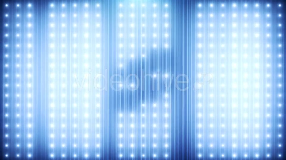 Blue Glitter Led Loop Animated VJ Background Videohive 19697736 Motion Graphics Image 5
