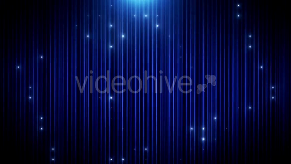 Blue Glitter Led Loop Animated VJ Background Videohive 19697736 Motion Graphics Image 7