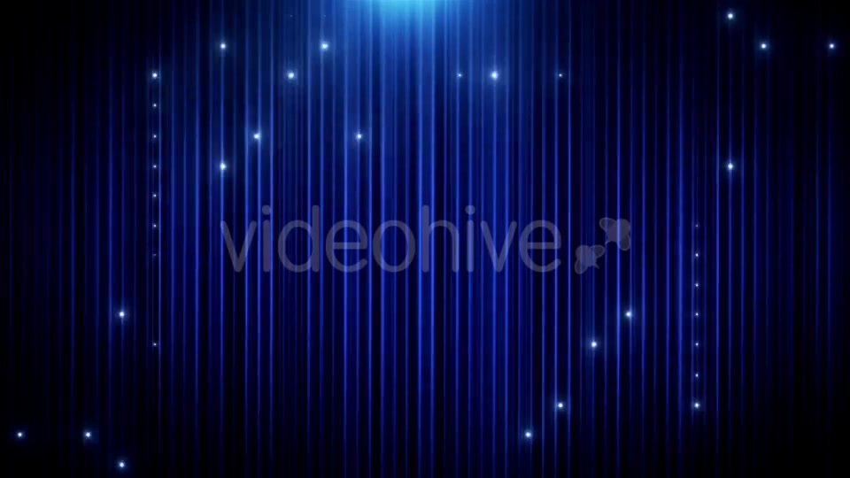 Blue Glitter Led Loop Animated VJ Background Videohive 19697736 Motion Graphics Image 8