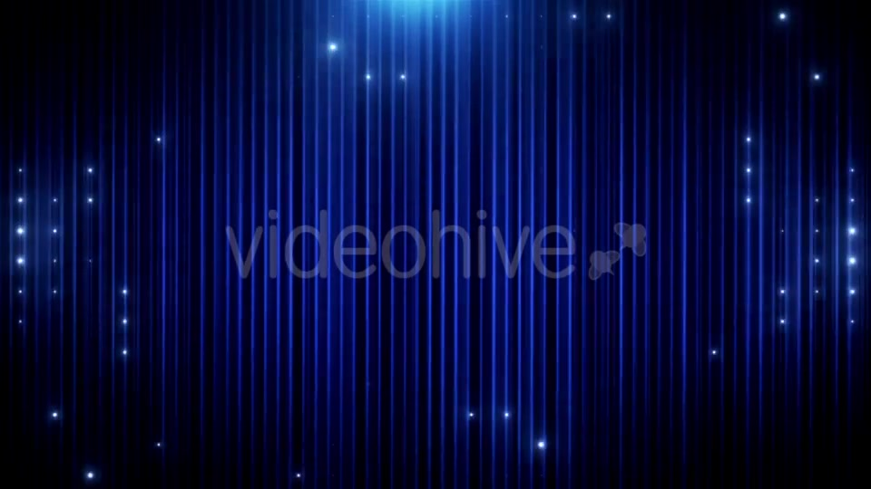 Blue Glitter Led Loop Animated VJ Background Videohive 19697736 Motion Graphics Image 9