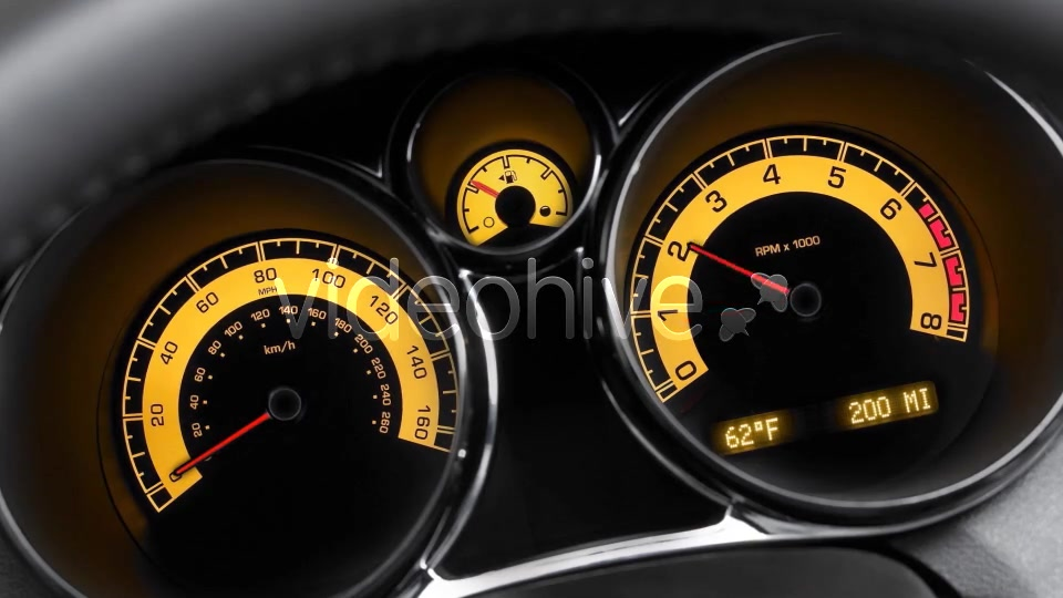 Car Dashboards Pack Videohive 6727023 Motion Graphics Image 5