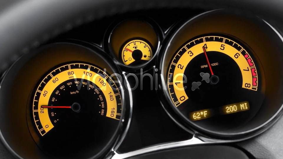Car Dashboards Pack Videohive 6727023 Motion Graphics Image 6