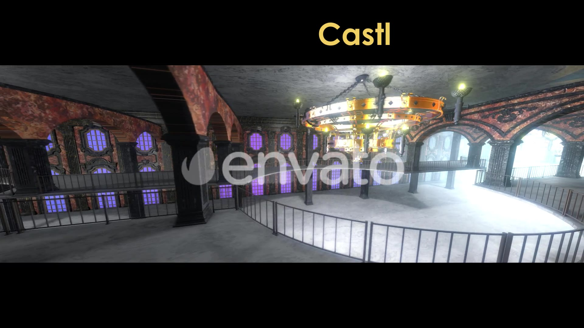 Castle Interior Loop Videohive 22120523 Motion Graphics Image 3