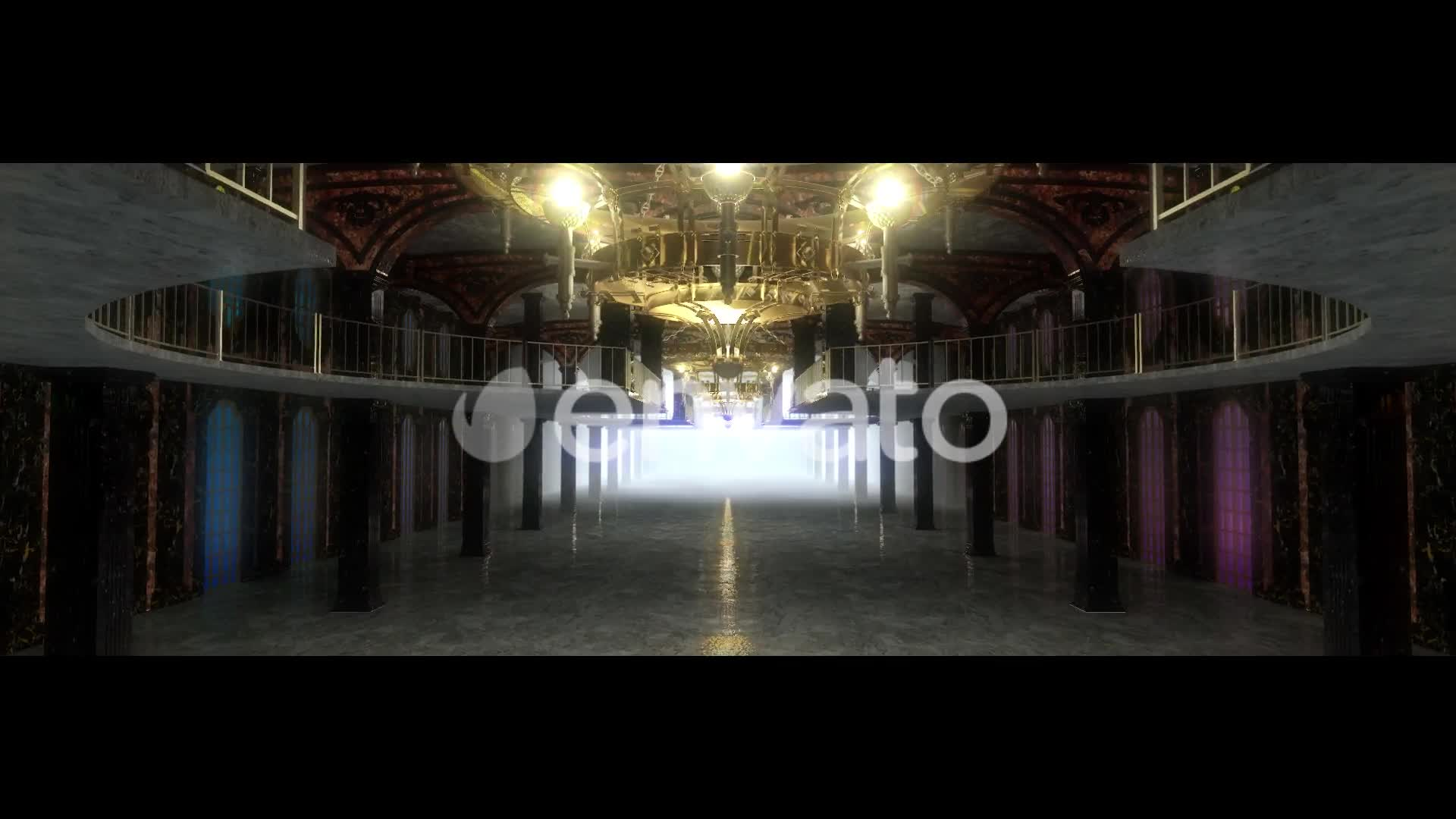 Castle Interior Videohive 22120312 Motion Graphics Image 1