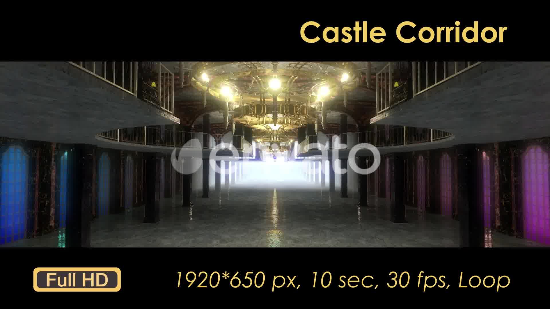 Castle Interior Videohive 22120312 Motion Graphics Image 10