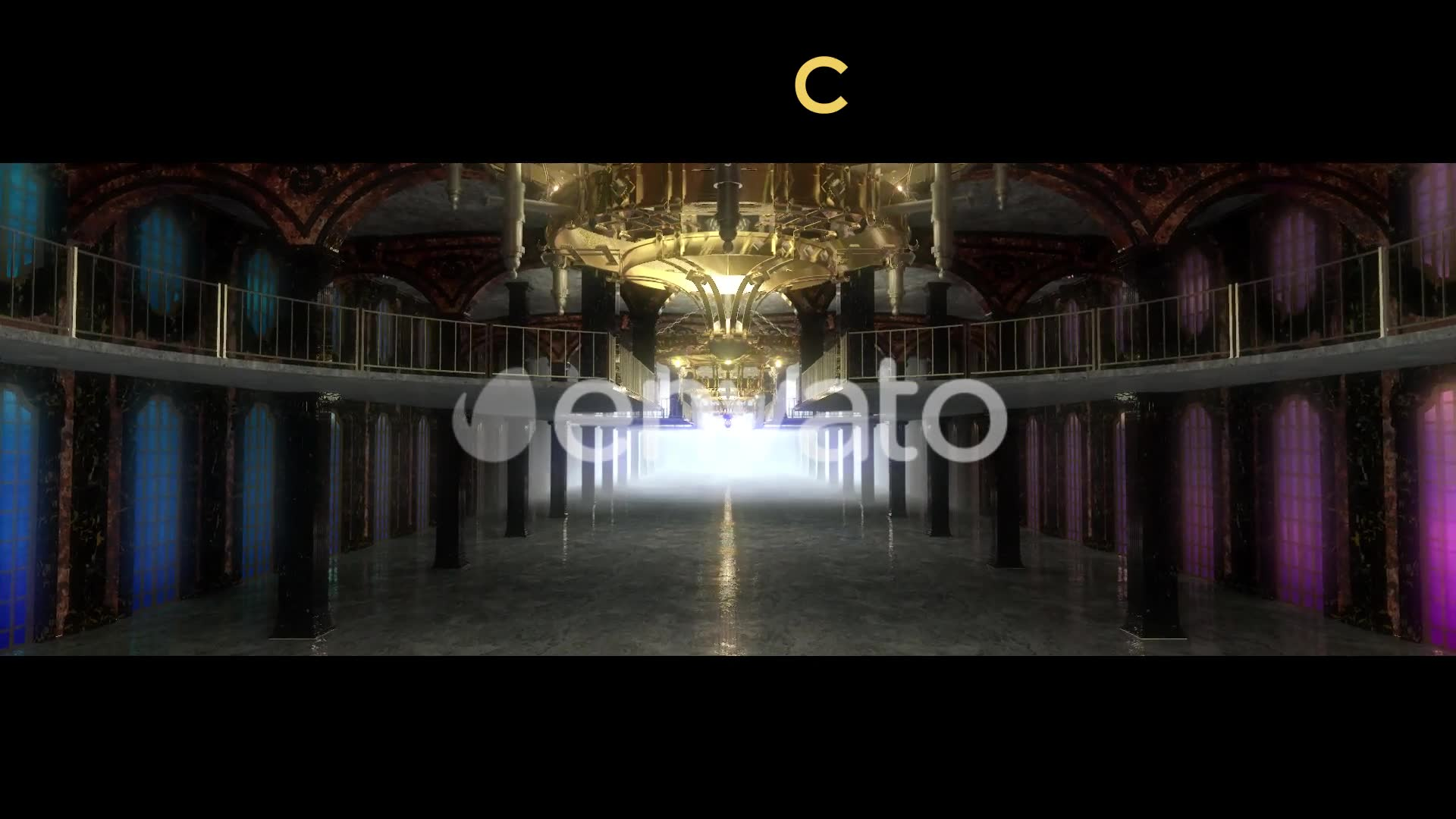 Castle Interior Videohive 22120312 Motion Graphics Image 2