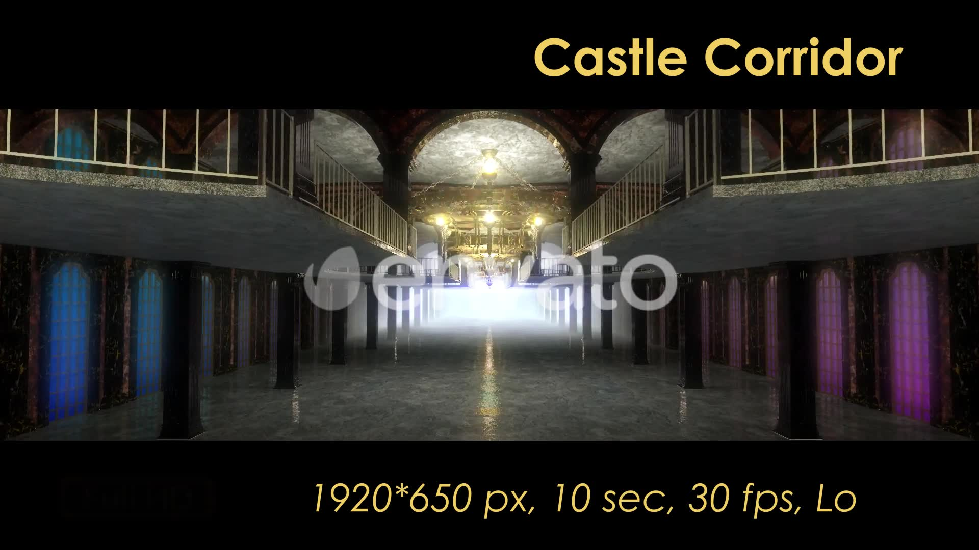 Castle Interior Videohive 22120312 Motion Graphics Image 6