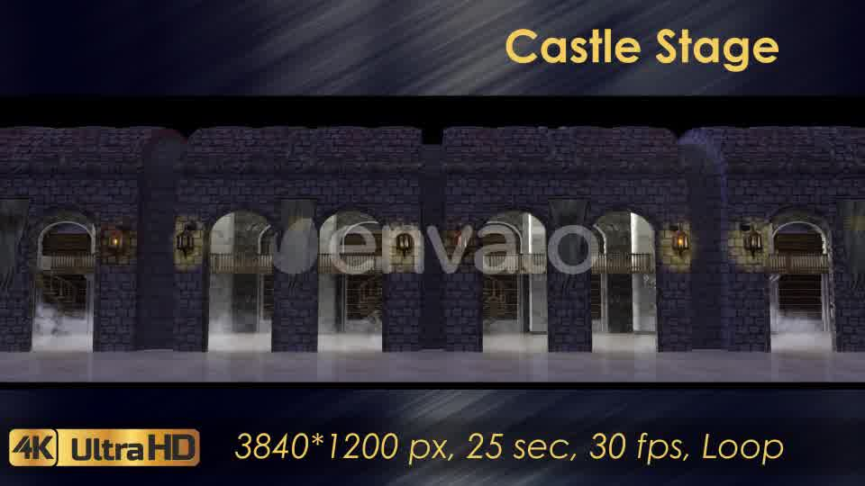 Castle Stage Scene Videohive 23034527 Motion Graphics Image 11