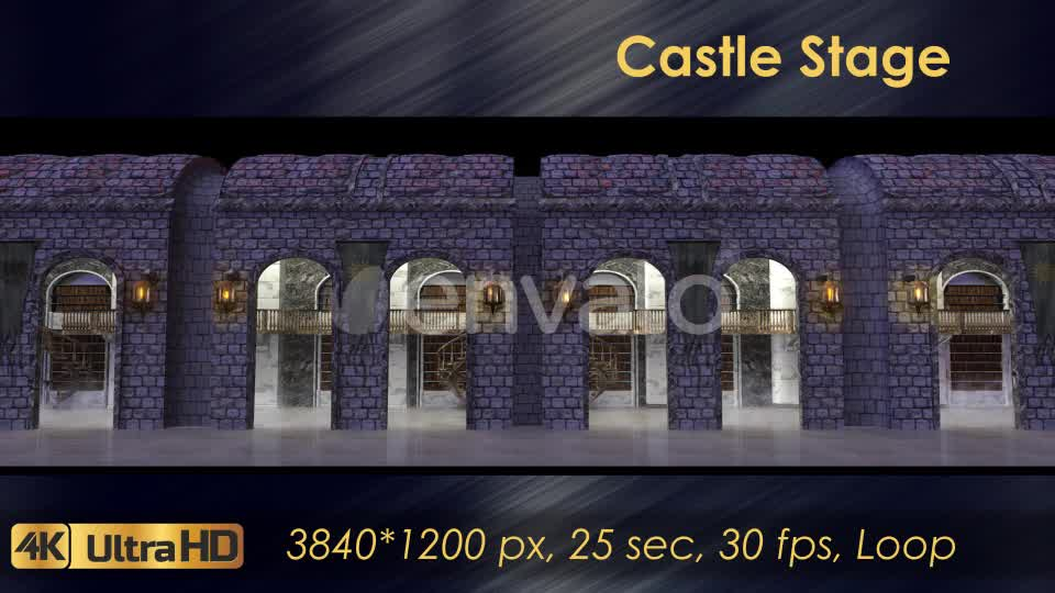 Castle Stage Scene Videohive 23034527 Motion Graphics Image 9