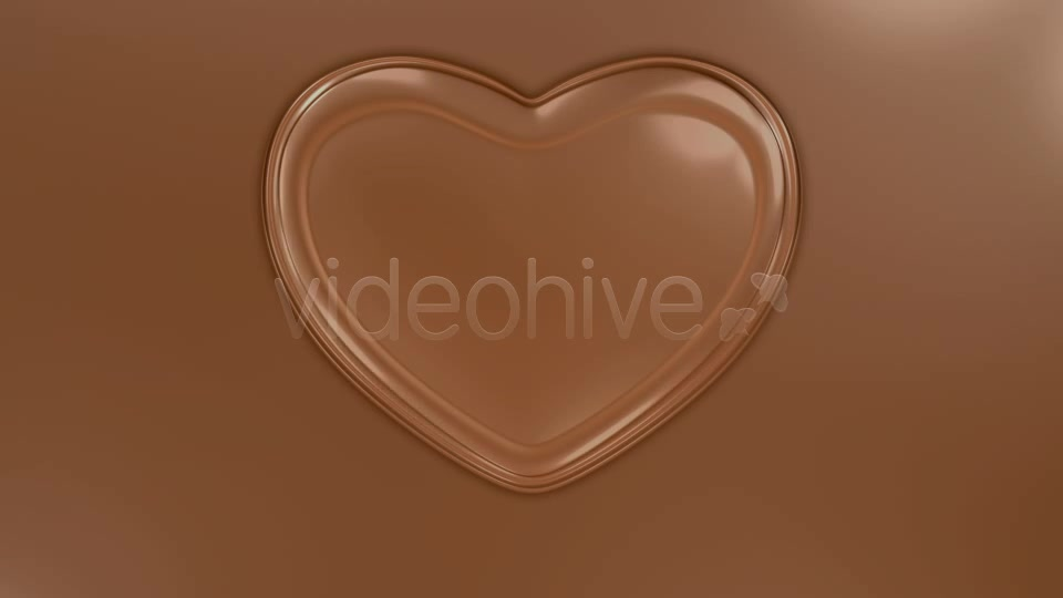 Chocolate Valentine Heart Videohive 6785433 Motion Graphics Image 10