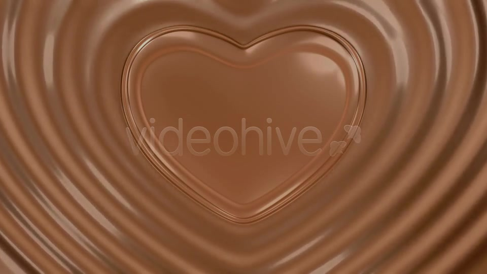 Chocolate Valentine Heart Videohive 6785433 Motion Graphics Image 4
