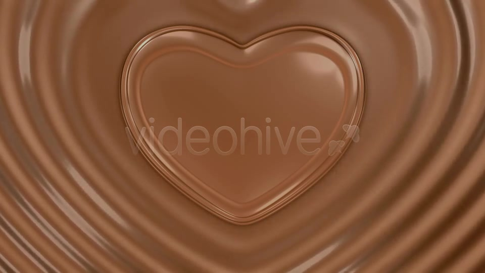 Chocolate Valentine Heart Videohive 6785433 Motion Graphics Image 5