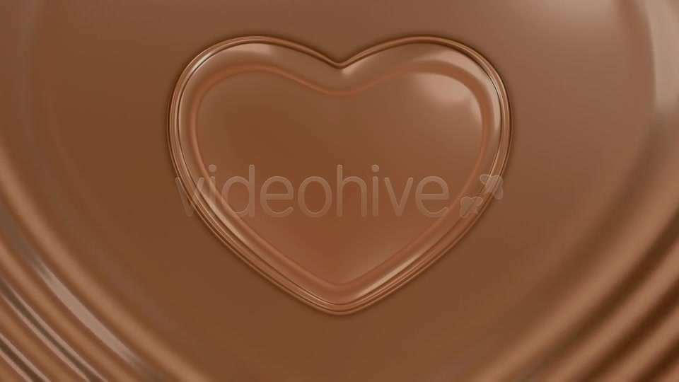 Chocolate Valentine Heart Videohive 6785433 Motion Graphics Image 6