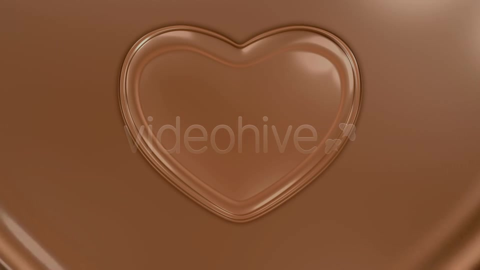 Chocolate Valentine Heart Videohive 6785433 Motion Graphics Image 7