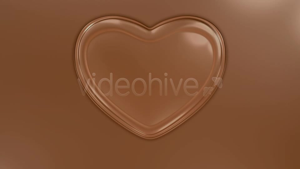 Chocolate Valentine Heart Videohive 6785433 Motion Graphics Image 8