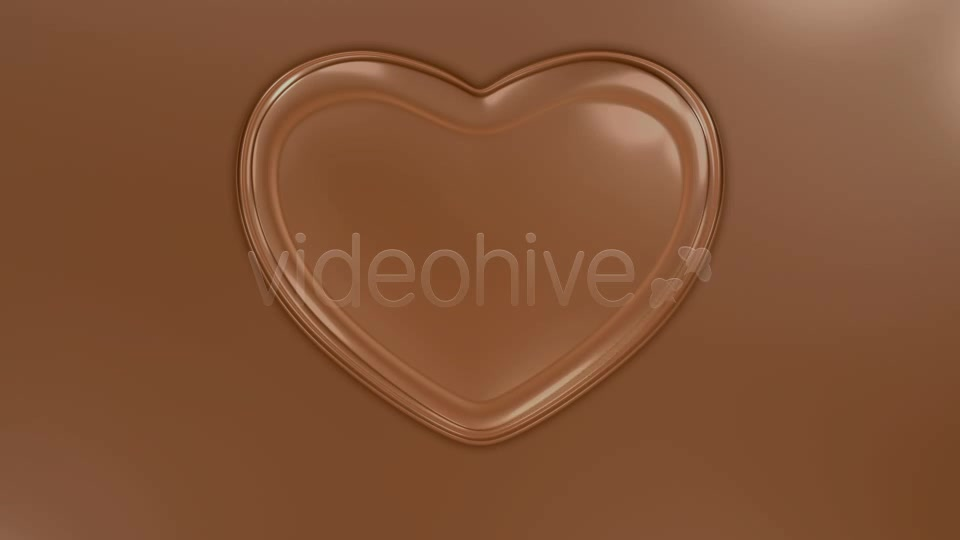 Chocolate Valentine Heart Videohive 6785433 Motion Graphics Image 9