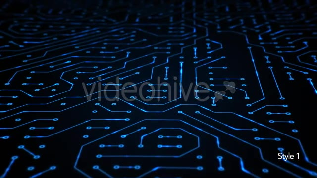 Circuit Board Closeup Loop 4K Videohive 19768258 Motion Graphics Image 2