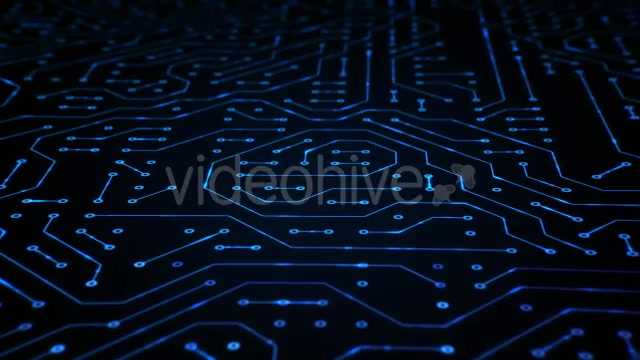 Circuit Board Closeup Loop 4K Videohive 19768258 Motion Graphics Image 6