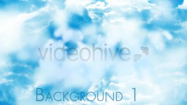 Clouds Fly Through Videohive 4091587 Motion Graphics Image 1