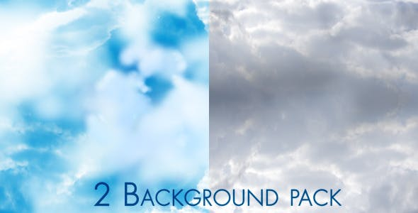 Clouds Fly Through - 4091587 Videohive Download