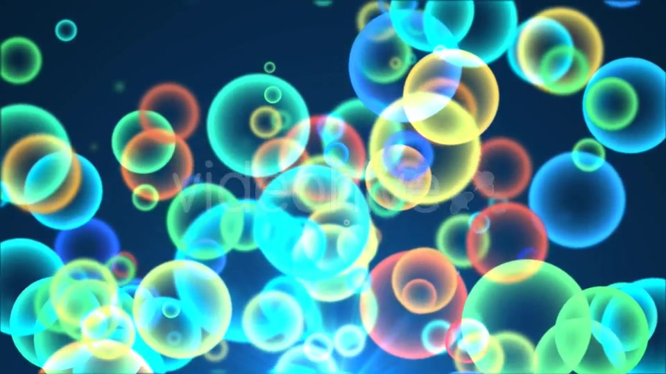 Colorful Bubbles Videohive 19810380 Motion Graphics Image 3
