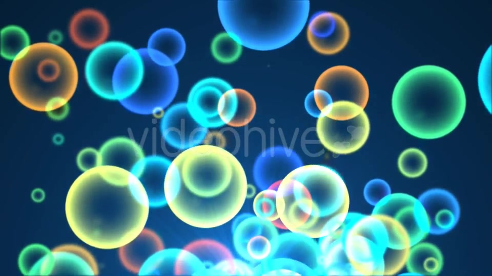 Colorful Bubbles Videohive 19810380 Motion Graphics Image 6