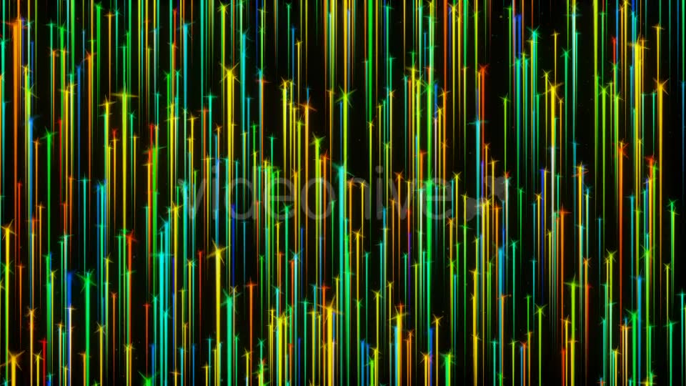 Colorful Particle Trails Background Videohive 19700298 Motion Graphics Image 3