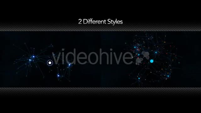Exponential Growth in a Network Videohive 19737846 Motion Graphics Image 1