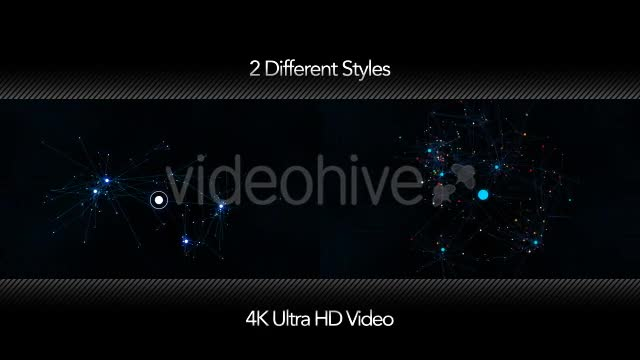 Exponential Growth in a Network 4K Videohive 19737822 Motion Graphics Image 1
