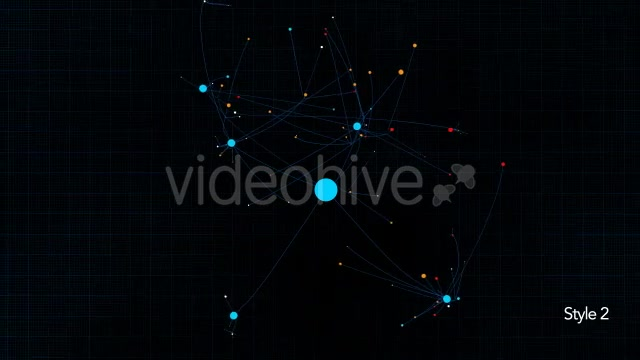 Exponential Growth in a Network 4K Videohive 19737822 Motion Graphics Image 9