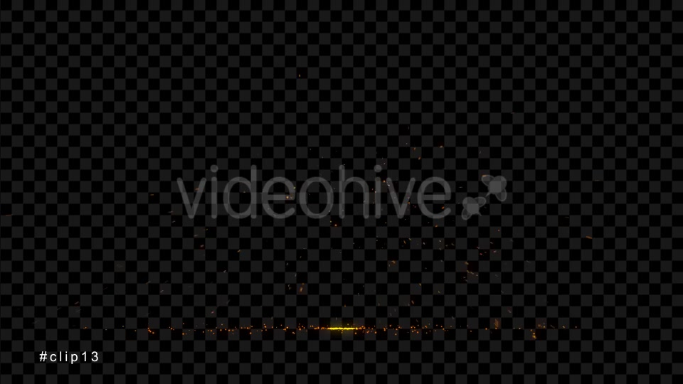 Fire Sparks Videohive 19713286 Motion Graphics Image 10