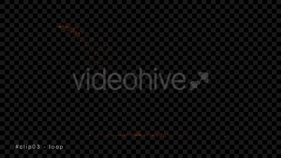 Fire Sparks Videohive 19713286 Motion Graphics Image 3