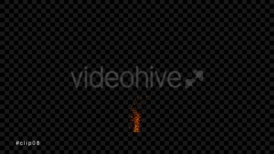Fire Sparks Videohive 19713286 Motion Graphics Image 7