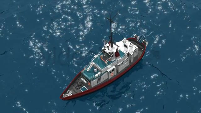 Fishing Schooner Videohive 4126528 Motion Graphics Image 11