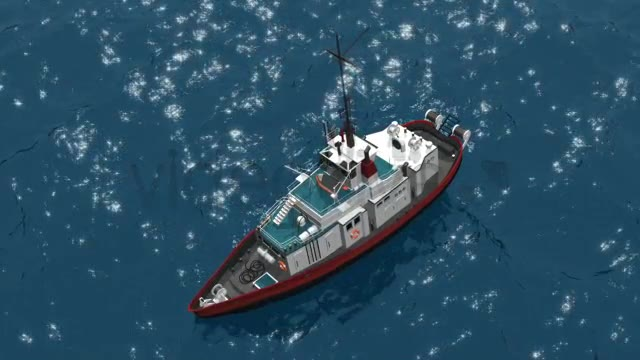 Fishing Schooner Videohive 4126528 Motion Graphics Image 12