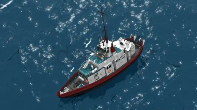 Fishing Schooner Videohive 4126528 Motion Graphics Image 5