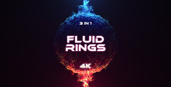 Fluid Rings Opener - 19827453 Download Videohive