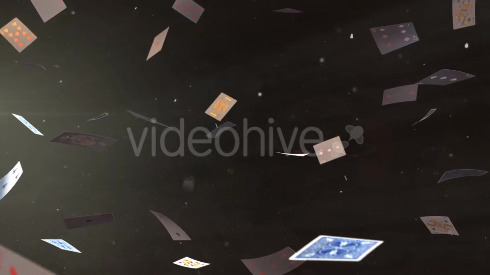 Flying Cards Videohive 17298751 Motion Graphics Image 10