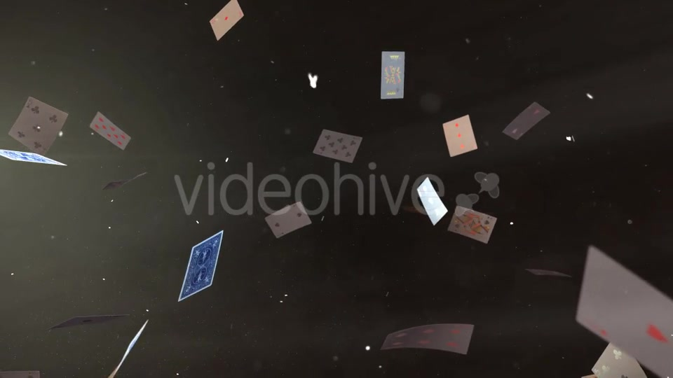 Flying Cards Videohive 17298751 Motion Graphics Image 7