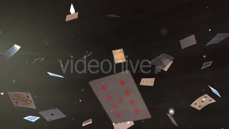 Flying Cards Videohive 17298751 Motion Graphics Image 9
