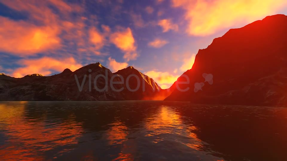 Flying To Sunlight Videohive 19749404 Motion Graphics Image 2