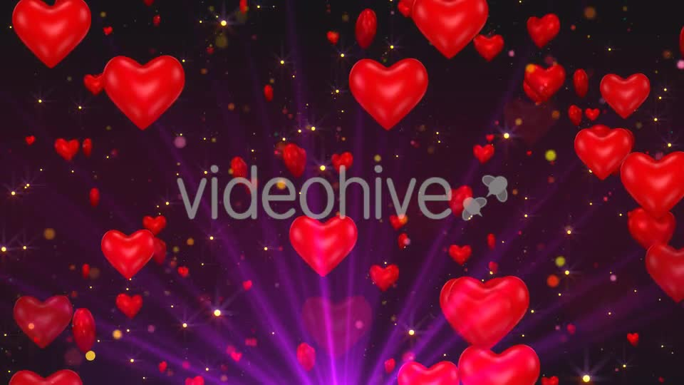 Hearts Event Videohive 19820725 Motion Graphics Image 1