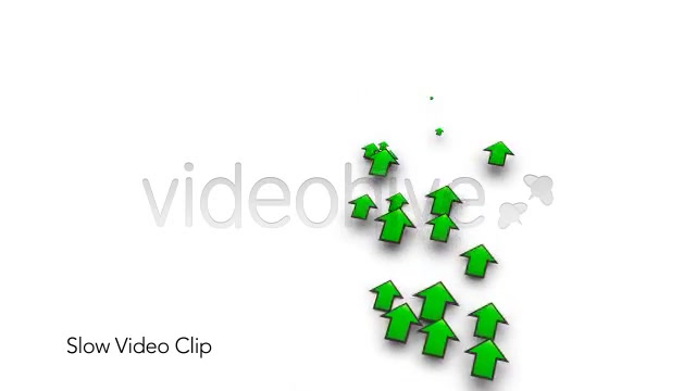 Increasing Investment Profit Arrows With Alpha Videohive 4084185 Motion Graphics Image 10