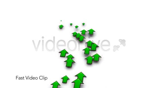 Increasing Investment Profit Arrows With Alpha Videohive 4084185 Motion Graphics Image 2