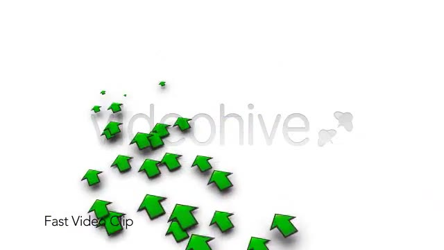 Increasing Investment Profit Arrows With Alpha Videohive 4084185 Motion Graphics Image 3