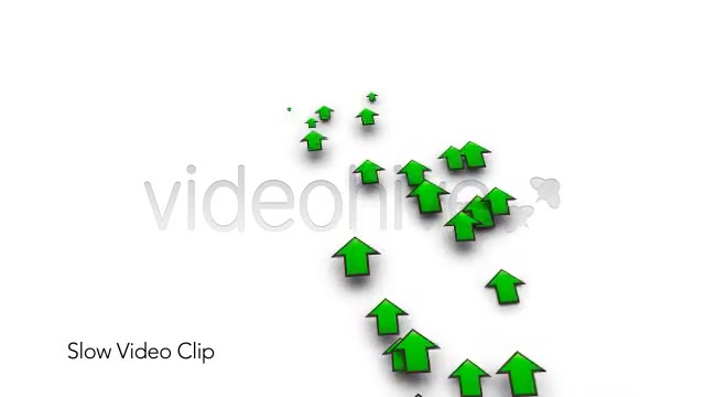 Increasing Investment Profit Arrows With Alpha Videohive 4084185 Motion Graphics Image 6