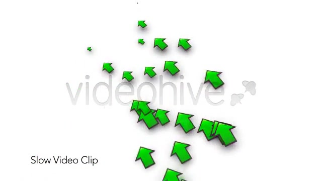 Increasing Investment Profit Arrows With Alpha Videohive 4084185 Motion Graphics Image 7
