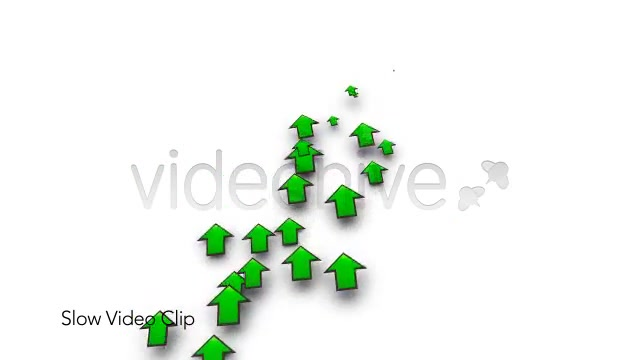 Increasing Investment Profit Arrows With Alpha Videohive 4084185 Motion Graphics Image 8