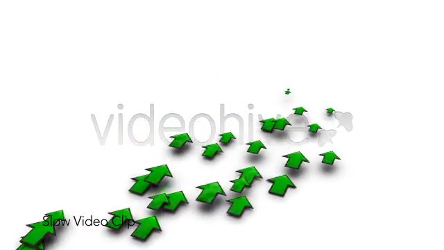 Increasing Investment Profit Arrows With Alpha Videohive 4084185 Motion Graphics Image 9
